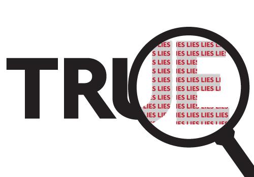 CV-lies